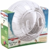 """SuperPet Hamster Run About Exercise Ball 7"""" Clear (Assorted)"""