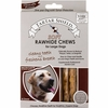 Tartar Shield Soft Rawhide Chews for Large Dogs (8 count)