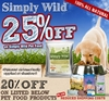 Up to 50% OFF on Selected Pet Food!