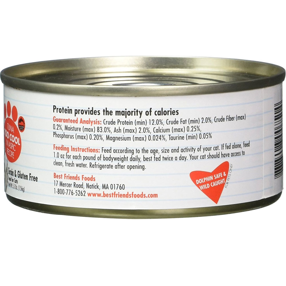Review Weruva Canned Cat Food