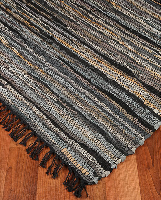 Ambiance Leather Rug - Clearance