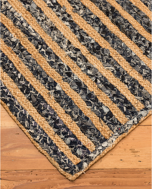 Annette Jute Cotton Rug - Clearance