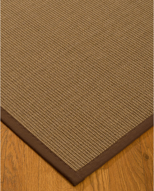 Banfield Sisal Rug, Brown  - Clearance #7159
