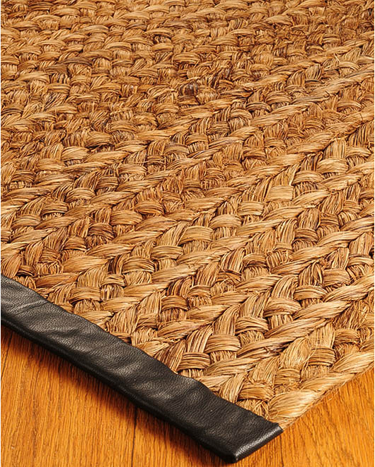 Banning Abaca Rug - Clearance