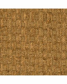 Basketweave Custom Seagrass Broadloom Carpet