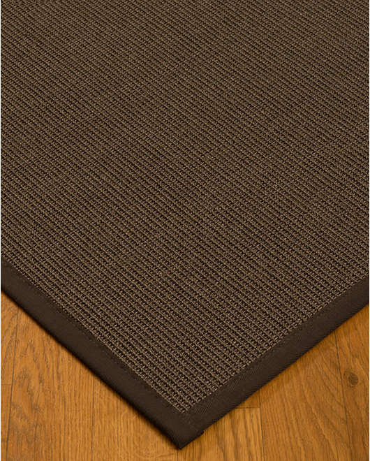 Big Sur Sisal Runner Rug, Fudge - Clearance