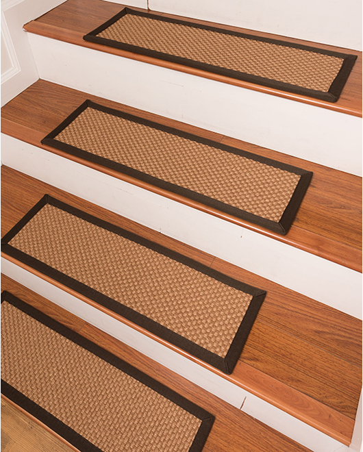 And I prefer the Hollywood finish, where the carpet is fitted and stapled under the tread, rather than just straight down to the next step. Very useful post (and entertaining too) and I look forward to your next one.