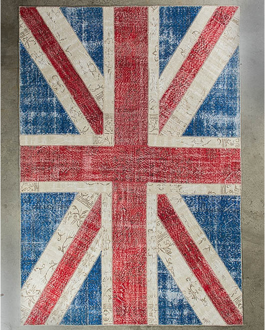 Brit Spirit Turkish Wool Rug*