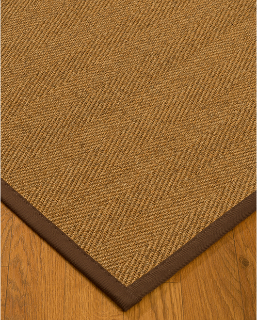 Capri Sisal Rug, Brown - Clearance