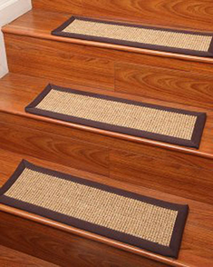 Casual Living Sisal Carpet Stair Treads