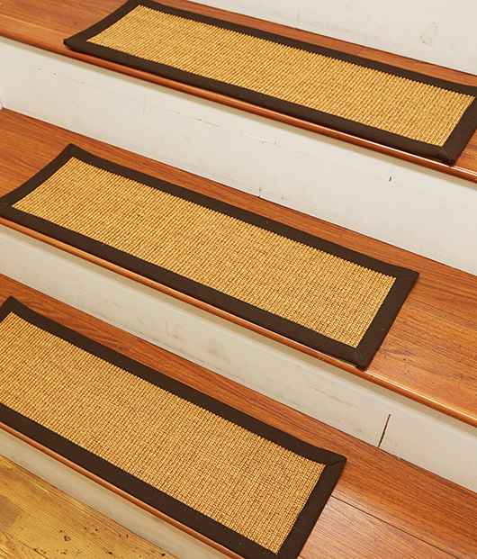 ... Sisal Carpet Stair Treads. Product Image