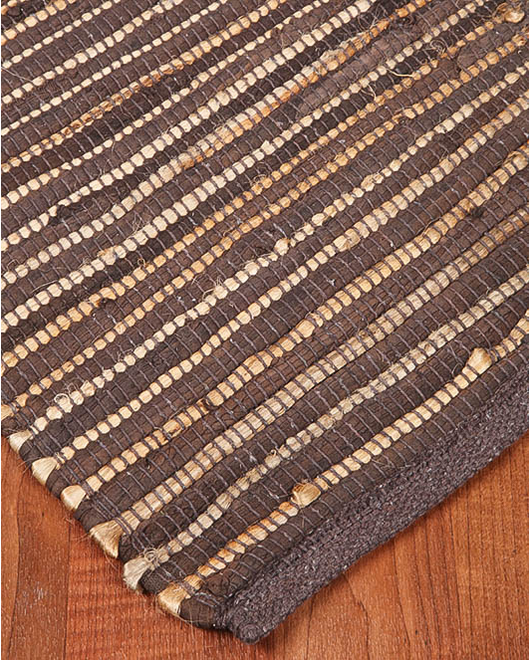 Charisma Jute Cotton Rug - Clearance