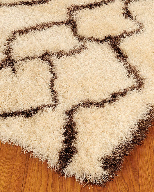 Desert Moroccan Shag Rug Clearance Natural Area Rugs