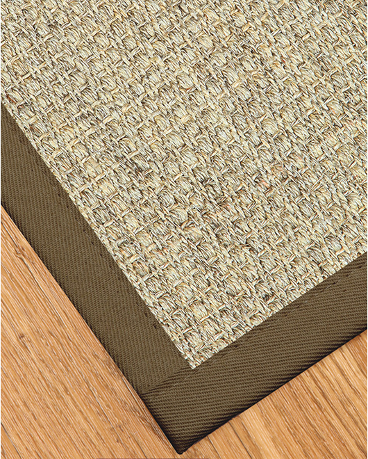 Foundations Sisal Rug, Fossil - Clearance