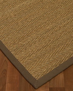 Four Seasons Seagrass Rug, Taupe - Clearance