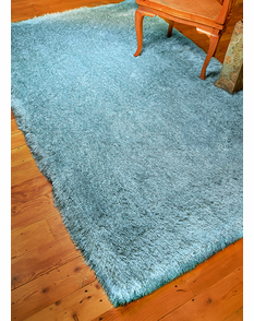 Harbor Wool Rug Hand Woven by Artisan Rug Maker  - Clearance #4597