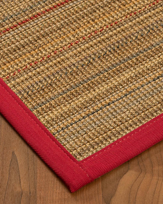 Resort Custom Sisal Rug W Free Pad