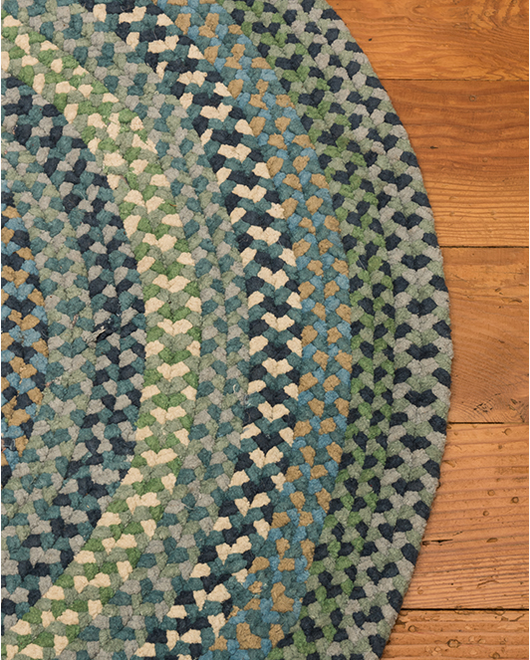 Rumba Cotton Round Rug - Clearance
