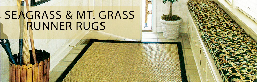 Seagrass Runner Rugs