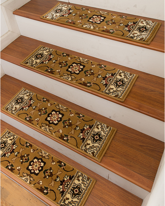Soleil Carpet Stair Treads - Clearance