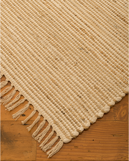 Wesley Cotton/Jute Rug - Clearance