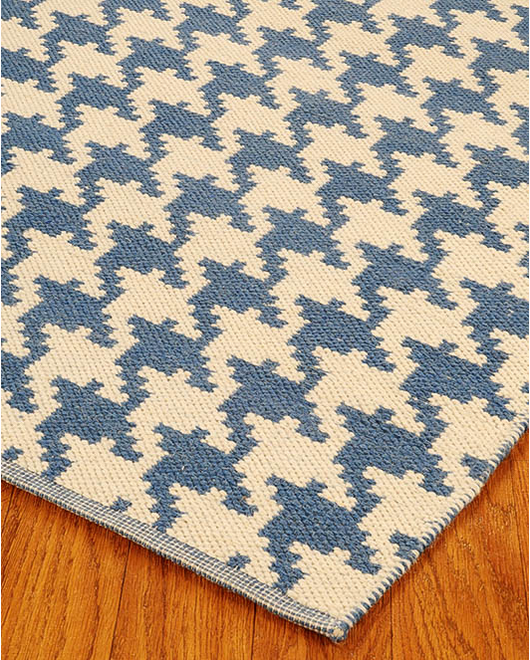 Winchester Dhurrie Wool Rug - Clearance