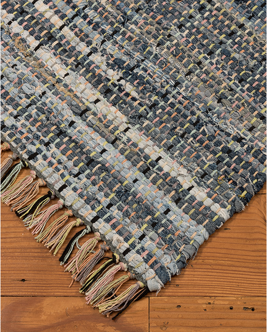 Yvonne Cotton Rug - Clearance