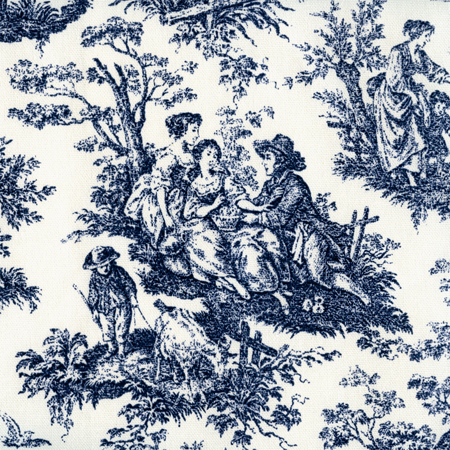 99 waverly rustic life toile navy waverly rustic life