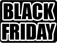 - Black Friday is HERE!!
