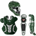 All-Star Adult System 7 Professional/College Catcher's Gear Set