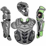 All-Star Graphite Adult System 7 Axis Professional/College Catcher's Gear Set CKPRO1XGP
