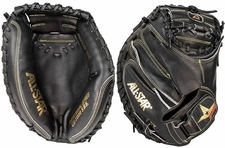 "All-Star Pro Elite 35"" Catcher's Mitt CM3000BK"