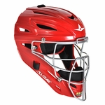 All-Star Red Adult S7 Catching Helmet MVP2500