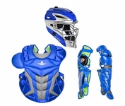 All-Star Royal Adult System 7 Axis Professional/College Catcher's Set CKPRO1XRY