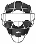 All-Star Black S7 Traditional Face Mask with Luc Pads FM4000BK