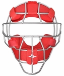 All-Star Red S7 Traditional Face Mask with Luc Pads FM4000RD