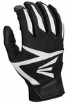 Black/Black Youth Z3 Hyperskin Batting Gloves