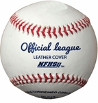 Champion Official League W-NFHS Stamp Ball - 1dz