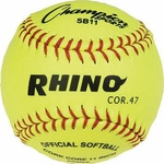 "Champion Rhino 11"" Softballs SB11 (2017) -- 1 DZ"