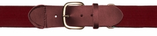 Champion Youth Uniform Belt Maroon UBYMR (2017)