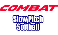 Combat Slow Pitch Softball Bats