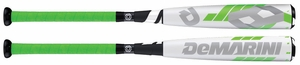 "DeMarini CF8 Junior Big Barrel Bat 2-3/4"" Barrel -11oz WTDXCFY-16 (2016) BLEM w/Warranty"