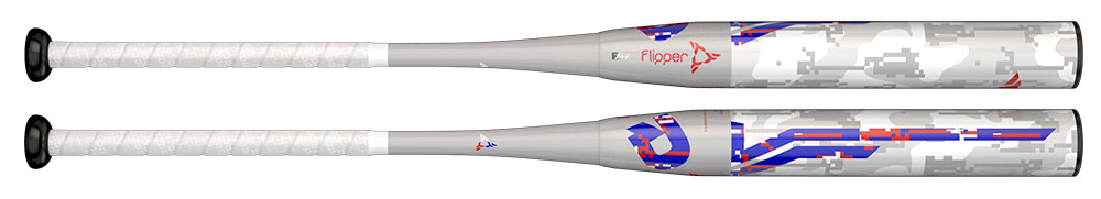 Closeoutbats Com Sale Buy Demarini Flipper Slowpitch Bat