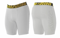 DeMarini Men's Premium Sliding Shorts White WTD105110
