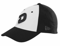 DeMarini Post Game Classic D Cap White/Black WTD104117 Small/Medium