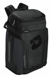 DeMarini Special Ops Backpack WTD9408 - Black