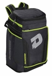 DeMarini Special Ops Backpack WTD9408 - Charcoal