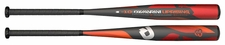 "DeMarini Uprising 2-1/2"" USA Baseball Bat WTDXUPL -10oz  (2018)"