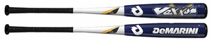 "DeMarini Vexxum Big Barrel Bat 2-5/8"" Barrel -5oz VX59 (2010) NO USSSA THUMBPRINT"