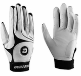 DeMarini Vexxum Youth Batting Glove - Black